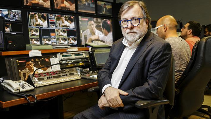 Jaime de Aguirre, el director ejecutivo al que Francisco Orrego atribuye la crisis institucional de TVN