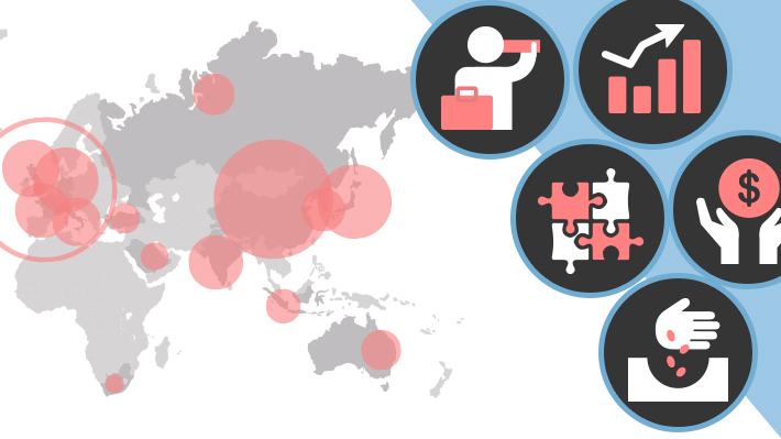 Las poderosas economías de la cumbre del G20 a la que Chile está invitado