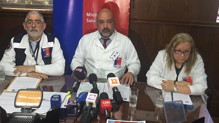 Seremi de Salud de la RM confirma caso importado de sarampión: Contagiado ingresó en bus al país
