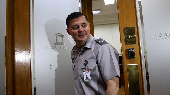 General Martínez asegura a ministra no tener antecedentes que compliquen a otras instituciones en mal uso de pasajes