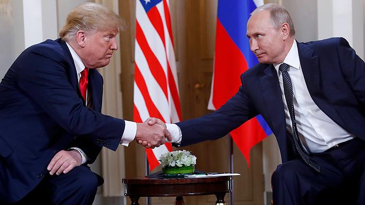Trump cancela reunión bilateral con Putin en Argentina por conflicto con Ucrania