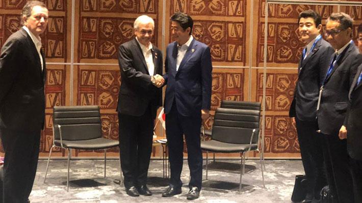 Piñera tendrá bilaterales con Theresa May y Recep Tayyip Erdogan durante cumbre del G20