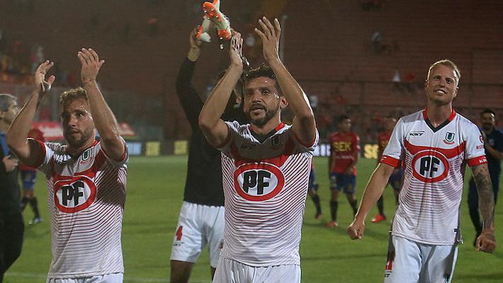Calera hace historia y clasifica por 1ª vez a la Sudamericana, mientras que Unión depende de lo que pase con Huachipato