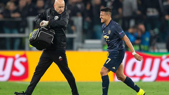 """Mourinho explica que lesión de Alexis es peor de lo que pensaba y que """"estará fuera por un largo tiempo"""""""