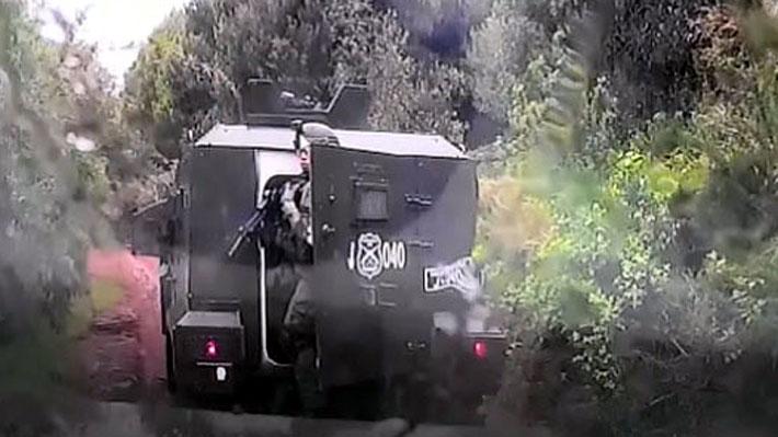 Fiscal de DD.HH. asegura que disparos que recibieron ex carabineros fueron una hora después de la muerte de Catrillanca