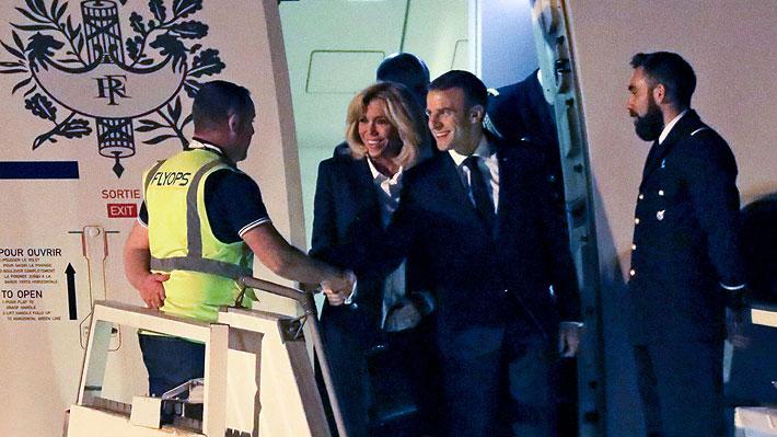 """El """"chaleco amarillo"""" de Macron, la imagen de Los Simpson y el enojo de Trump: La otra cara de la cumbre del G20"""