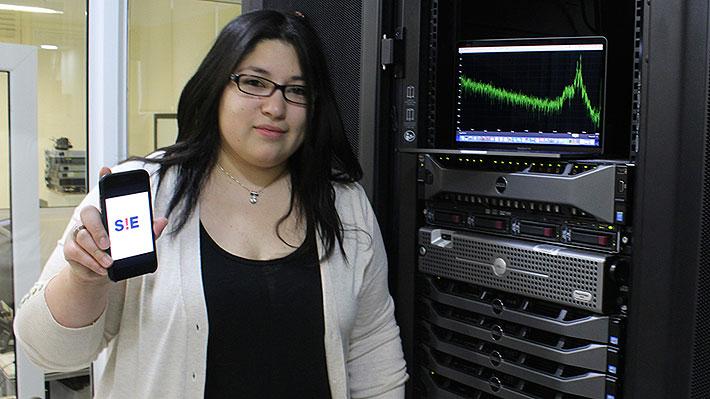 """La ingeniera chilena Barbarita Lara y su año de reconocimientos: """"Es demostrarse que ser mujer no te impide hacer nada"""""""