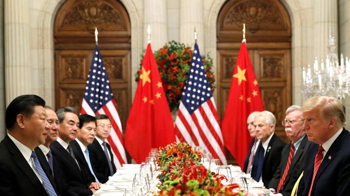 G20: Cena de Trump y XI Jinping sobre la guerra comercial entre EE.UU. y China tuvo importantes avances