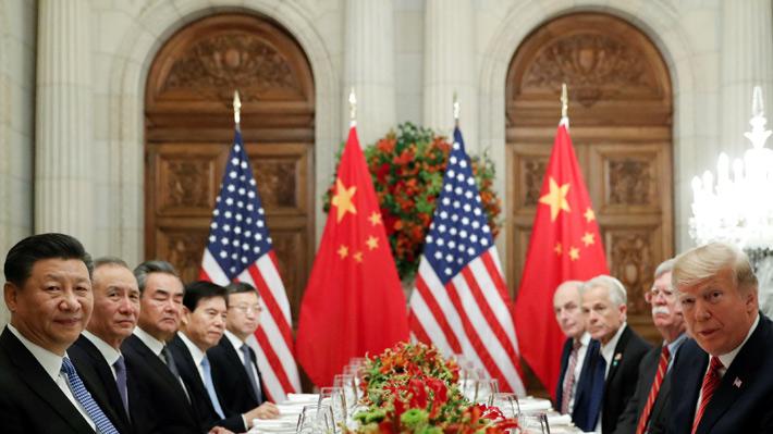 """Tregua en la """"guerra comercial"""": China y EE.UU. acuerdan no imponer nuevos aranceles a partir del 1 de enero"""