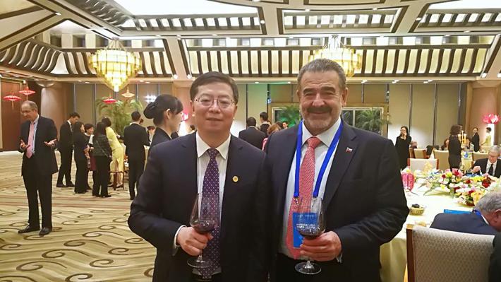 Grupo Luksic se asocia con la universidad china Tsinghua para poner un centro regional en Chile