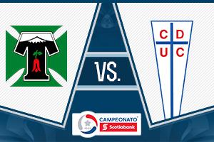 Reviva la victoria de la UC sobre Temuco que le permitió proclamarse monarca del Torneo Nacional