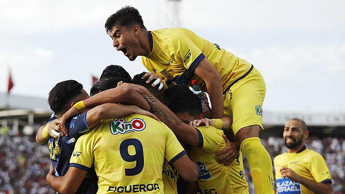 Universidad de Concepción gana, será Chile 2 para la Libertadores 2019 y la U irá a la Fase 2 de dicho torneo