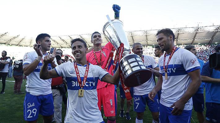 Son ocho los clasificados: Qué equipos chilenos accedieron a copas internacionales para 2019 y a cuáles irán