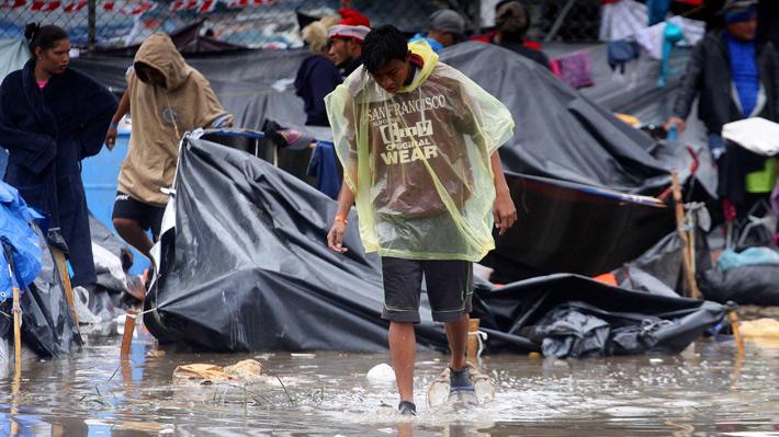 Caravana migrante se disuelve en noroeste de México sin cruzar a Estados Unidos