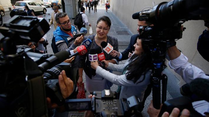 Dorothy Pérez se reintegra a sus funciones de subcontralora tras fallo de la Suprema