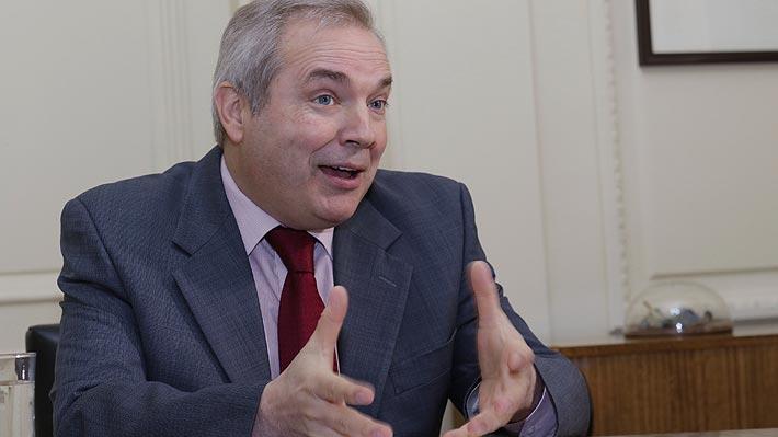 André Sougarret deja sorpresivamente la vicepresidencia ejecutiva de Enami