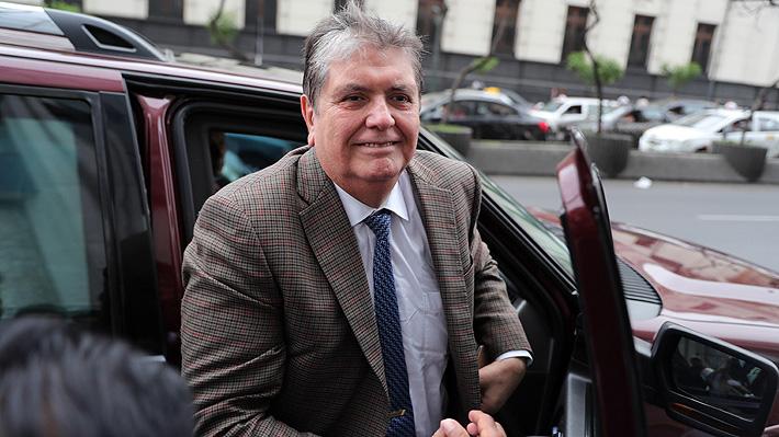Uruguay rechaza solicitud de asilo del ex Presidente peruano Alan García
