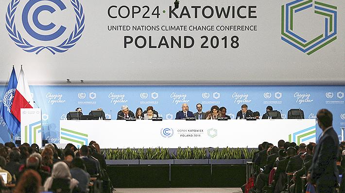 Participarían unos 200 países: Chile podría alojar importante reunión sobre cambio climático en 2019