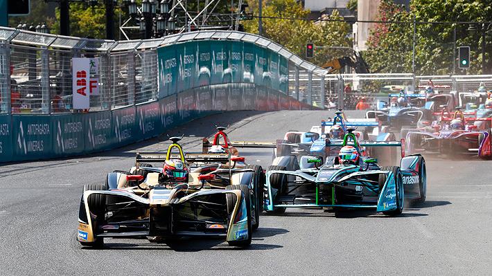 Cómo será el nuevo circuito de la Fórmula E en Santiago y los preparativos del Parque O'Higgins para recibir la carrera