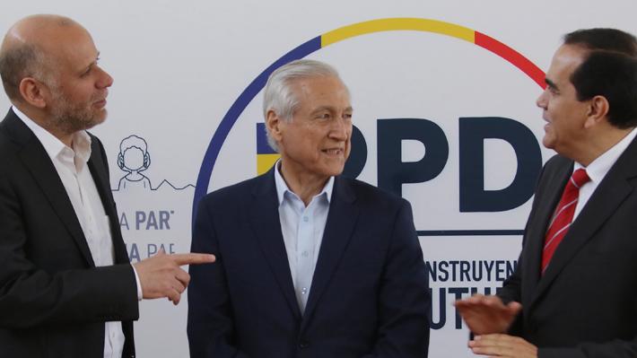 """PS-PPD y PR ante dificultades para la unidad: """"Una oposición diversa no debe ser sinónimo de una oposición desunida"""""""