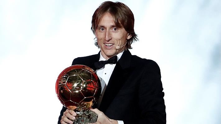 Luka Modric termina con la hegemonía de 10 años de Cristiano Ronaldo y Messi y se queda con el Balón de Oro