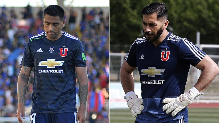 La U también tiene su propio éxodo: Gonzalo Jara abandonó el club y se podría sumar Johnny Herrera