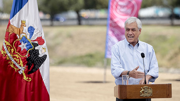 """Piñera defiende los """"tiempos mejores"""": """"Lo que pasa es que la gente siempre tiene expectativas mayores que la realidad"""""""
