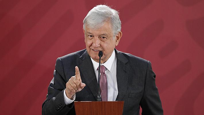López Obrador anuncia envío de proyecto que busca eliminar la inmunidad presidencial