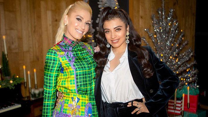 """Mon Laferte sobre dueto con Gwen Stefani: """"Es un mensaje súper importante y de Navidad"""""""