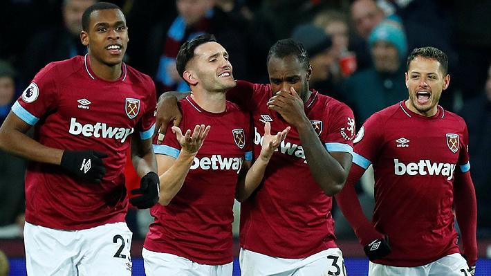 El West Ham vence al Cardiff, obtiene su segundo triunfo consecutivo y Pellegrini se afianza en la Premier