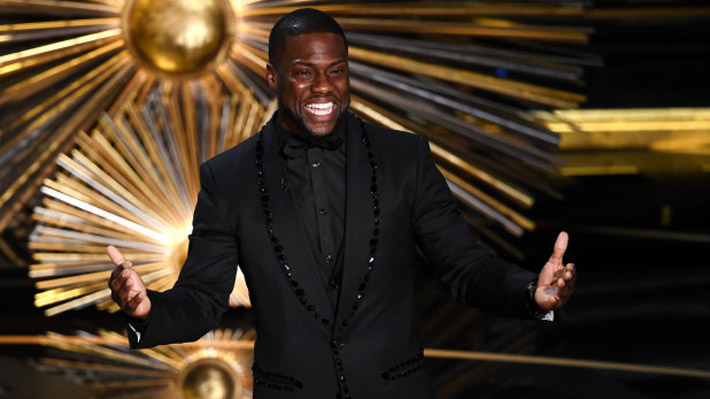 Kevin Hart confirma que será el presentador de los Premios Oscar 2019