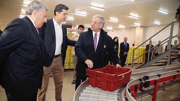 """Hacienda celebra mejores proyecciones de inversión del IPoM: """"Está tirando el carro de la economía nacional"""""""