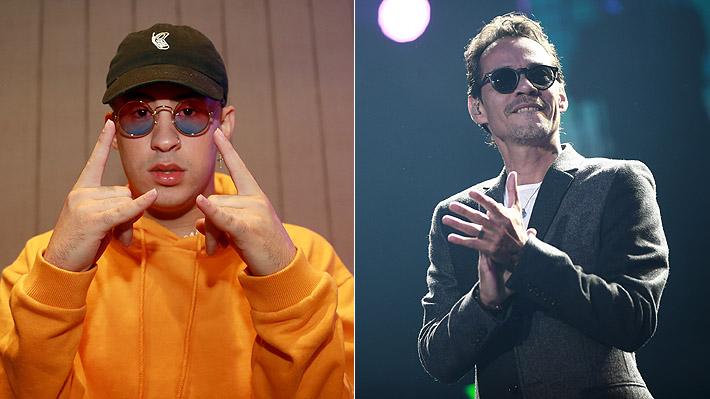 Festival de Viña 2019 anuncia nuevos artistas: Bad Bunny y Marc Anthony entre los confirmados