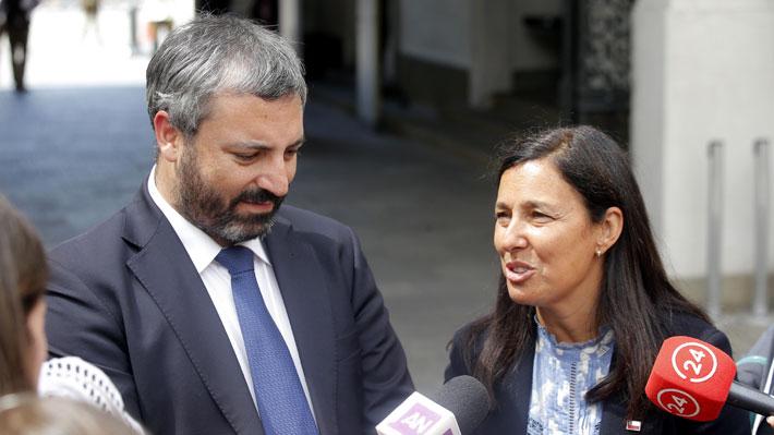"""Kantor vuelve a descartar roces con ex subsecretario Becerra y dice que salida fue por """"razones personales"""""""