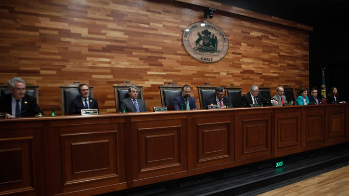 Tras duros alegatos: TC delibera sobre requerimiento presentado por Chile Vamos contra reglamento de objeción de conciencia