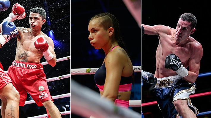 Las razones que explican el gran año del boxeo chileno que brilló con títulos internacionales a nivel masculino y femenino