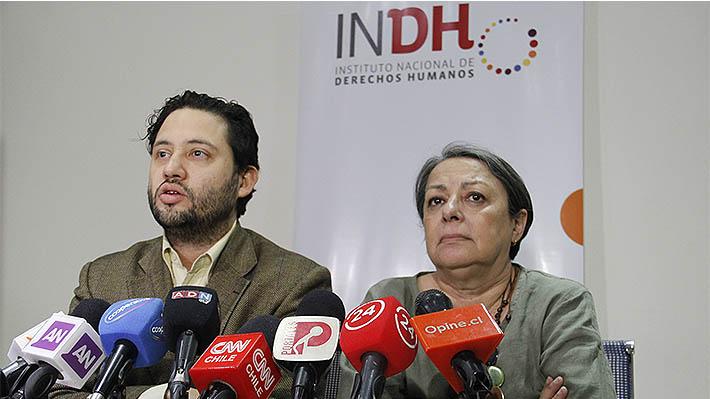 INDH anuncia tres nuevas acciones judiciales por malos tratos en contra del adolescente que acompañaba a Catrillanca