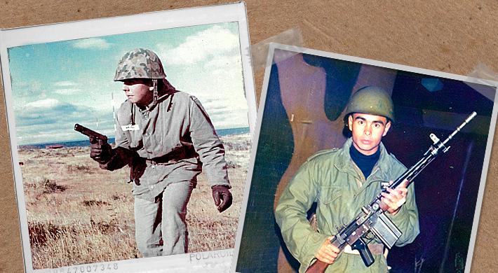 """A 40 años del Beagle: Veteranos chilenos recuerdan los días de la """"casi guerra"""" que  enfrentó al país con Argentina"""