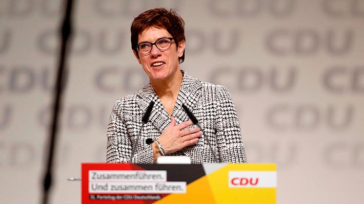 Annegret Kramp-Karrenbauer, la sucesora de Merkel que apuesta por la renovación dentro de la continuidad de la CDU