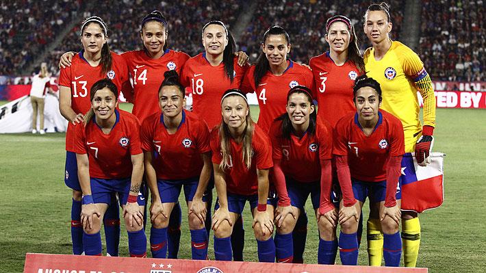 Se enfrentará a las campeonas vigentes y a otra selección Top Ten: Chile conoció a sus rivales para el Mundial Femenino 2019
