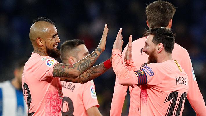 """Por qué en España hablan de que Arturo Vidal es """"vital"""" para el funcionamiento del Barcelona"""