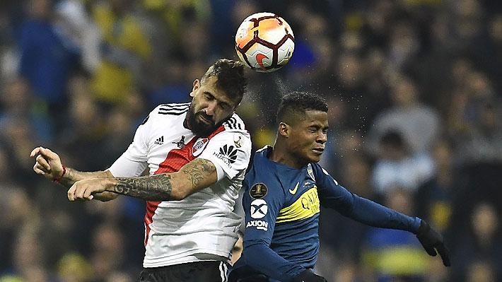 Mira todos los goles en la victoria de River Plate sobre Boca Juniors en la final de la Libertadores