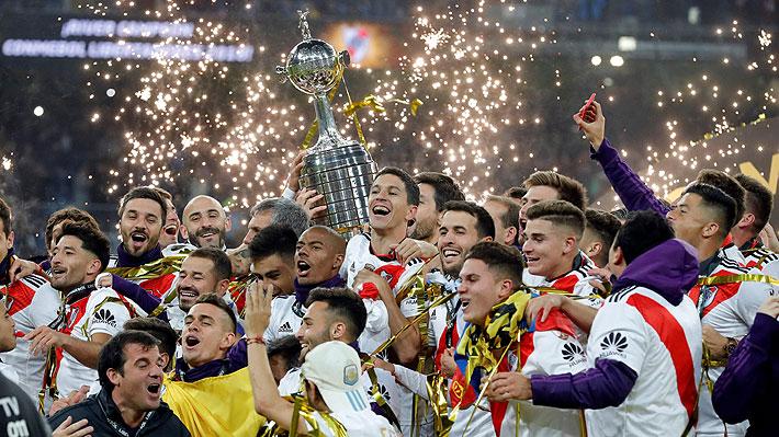 River se proclama campeón de la Libertadores tras vencer a Boca en un emocionante final y definido con goles en el alargue