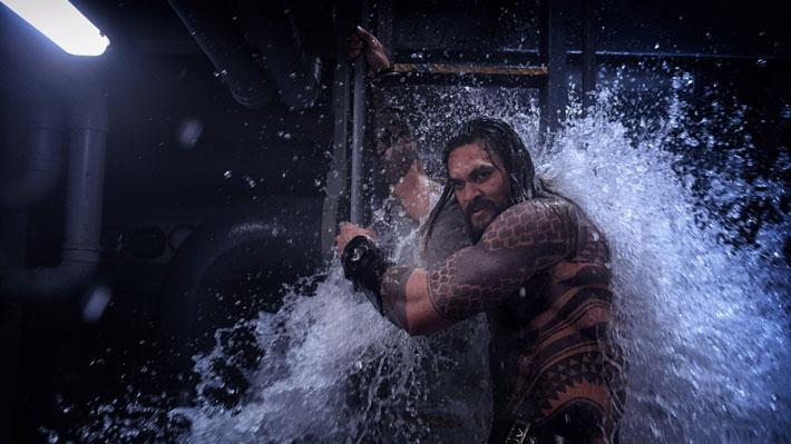"""Aquaman"" superó a ""Liga de la Justicia"" y ""Batman vs Superman"" en su estreno en China"