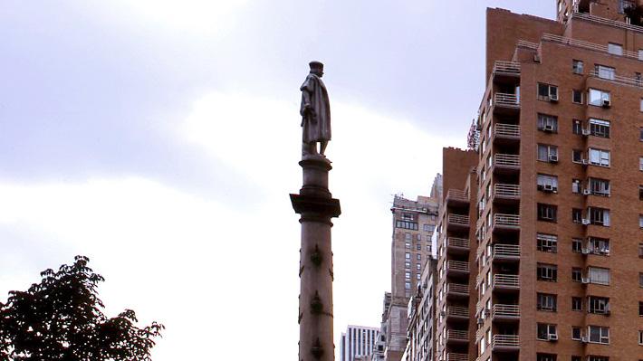 Estatua de Cristóbal Colón en Nueva York no será derribada tras ingresar al Registro Nacional de Lugares Históricos