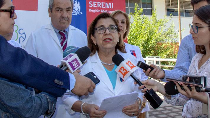 Minsal: Casos de sarampión importado llegan a siete en la Región Metropolitana