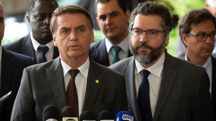 Futuro canciller de Bolsonaro anticipa que Brasil se retirará de Pacto para la Migración de la ONU