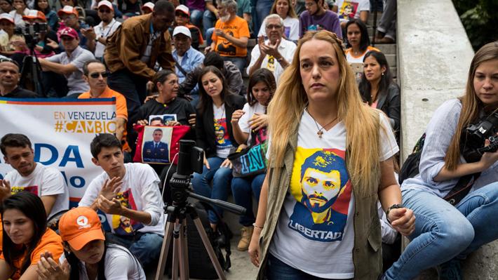 """Bachelet es invitada a museo sobre """"torturas, asesinatos y presos políticos"""" en Venezuela"""