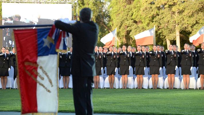 278 jóvenes se graduarán de la Escuela de Investigaciones: El 28% son mujeres y menos del 2% extranjeros