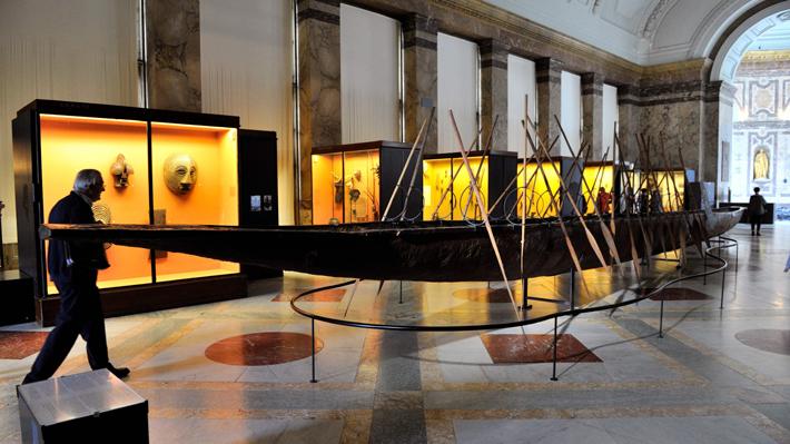 """El proceso de """"descolonización"""" que mantuvo cerrado por 5 años al Museo de África en Bélgica"""